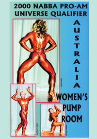 2000 NABBA Pro-Am Qualifier: Women's Pump Room