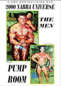 2000 NABBA Universe: The Men's Pump Room
