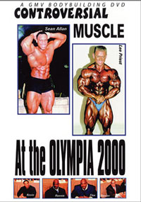 2000 Mr. Olympia: Controversial Muscle!
