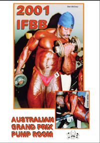 2001 IFBB Australian Grand Prix - The Pump Room [PCB-409DVD]
