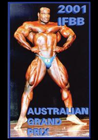 2001 IFBB Australian Grand Prix