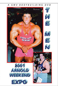 2001 Arnold Weekend: The Men at the Expo