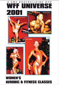 2001 WFF Universe: Women's Tape # 1 - Aerobic & Fitness Classes