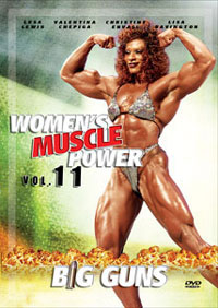 Women\'s Muscle Power # 11: Big Guns