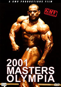 2001 Masters Olympia