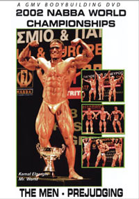 2002 NABBA World Championships: Judging