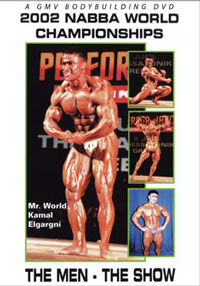 2002 NABBA World Championships: Men - The Show