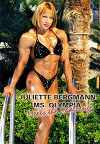 Juliette Bergmann - Ms. Olympia Meets the Challenge [PCB-487DVD]