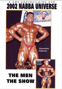 2002 NABBA Universe: The Men - The Show