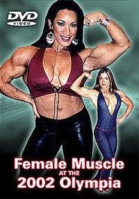 Female Muscle at the 2002 IFBB Olympia