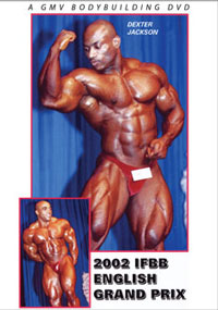 2002 IFBB English Grand Prix [PCB-510DVD]