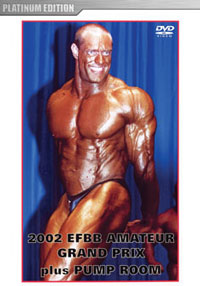 2002 EFBB Amateur Grand Prix plus Pump Room