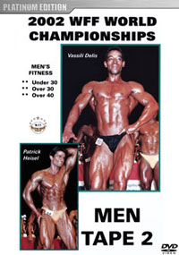 2002 WFF World Championships: Men DVD 2