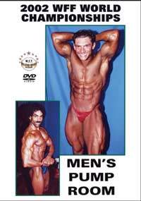 2002 WFF World Championships: The Men's Pump Room