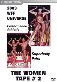 2003 WFF Universe: The Women - # 2 [PCB-541DVD]