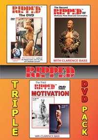 The Ripped Collection with Clarence Bass