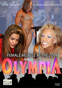 Female Muscle at the 2004 Olympia