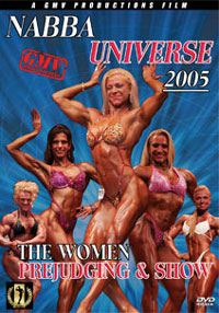 2005 NABBA Universe - The Women