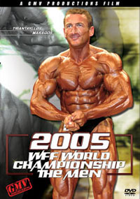 2005 WFF World Championship - The Men