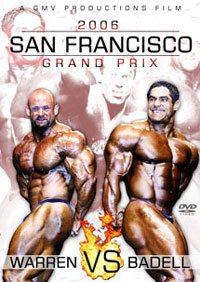 2006 IFBB San Francisco Bodybuilding Grand Prix