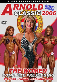 2006 Arnold Classic: The Women - Judging