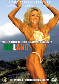 2006 NABBA World Championships: The Women