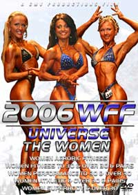 2006 WFF Universe - The Women [PCB-640DVD]