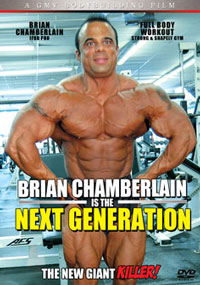 BRIAN CHAMBERLAIN is the NEXT GENERATION!