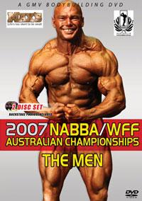 2007 NABBA/WFF Australian Championships: Men