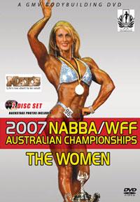 2007 NABBA/WFF Australian Championships: Women