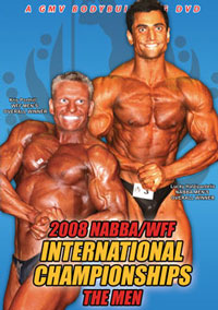 2008 NABBA-WFF International - The Men