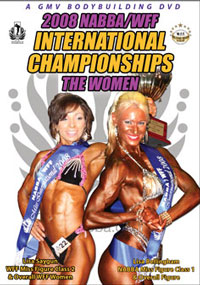 2008 NABBA-WFF International Contest - The Women [PCB-699DVD]
