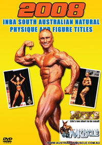 2008 SA INBA Natural Physique & Figure Titles