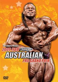 2009 IFBB Australian Pro Grand Prix