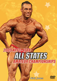 2009 NPFC-IFBB All States Amateur Bodybuilding Championships