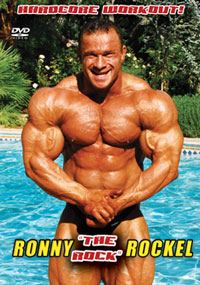 "RONNY ""THE ROCK\"" ROCKEL [PCB-736DVD]"
