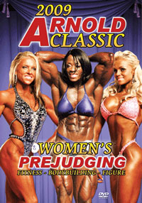 2009 Arnold Classic Complete Women's Prejudging