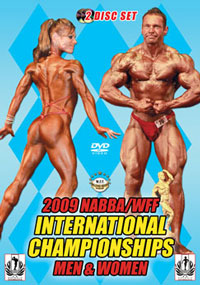 2009 NABBA-WFF International Bodybuilding Contest