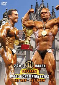 2009 NABBA World Championships: The Men - The Show