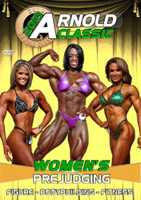 2010 IFBB Arnold Classic Complete Women\'s Prejudging