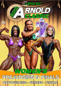 2010 Arnold Classic The Women\'s Prejudging & Finals