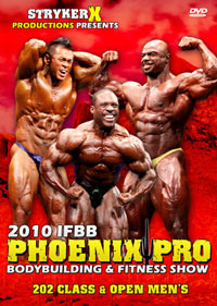 2010 IFBB Phoenix Pro - The Men