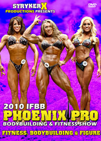2010 IFBB Phoenix Pro: The Women