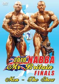 2010 NABBA Britain Finals: Men - The Show