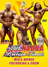 2010 NABBA Britain Finals: Triple Pack Men & Women
