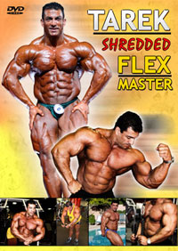 TAREK - Shredded Flex Master