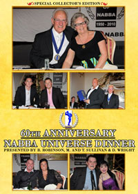 50th Anniversary NABBA Universe Dinner & Posing Highlights 1948 - 1998