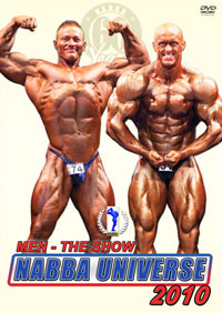 2010 NABBA Universe: The Men - The Show