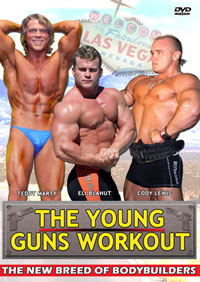 The Young Guns Workout DVD