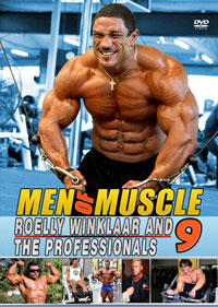 Men of Muscle # 9 Roelly Winklaar & the Professionals